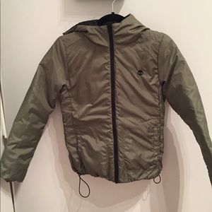 Timberland hooded down jacket